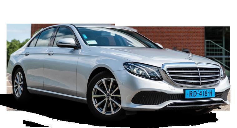 Mercedes-Benz E-klasse grijs