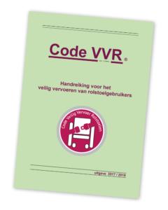 onze chauffeurs werken volgens de Code VVR