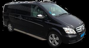 taxibus huren voor 6 personen voor werkbezoek of kleine groepen