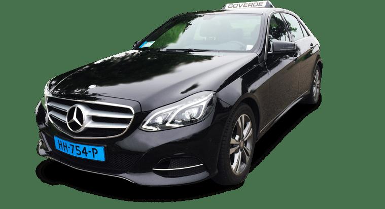 luxe taxi vervoer huren Mercedes-Benz E-klasse