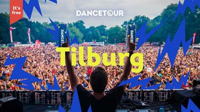 Dancetour Tilburg