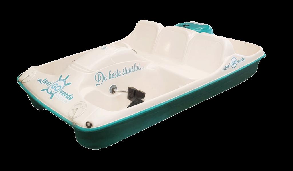 watertaxi waterfiets